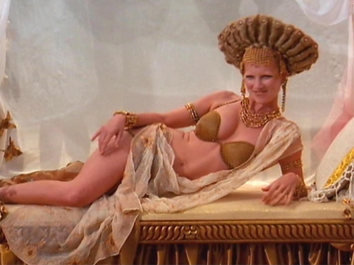 Xena the warrior princess nude naked scenes